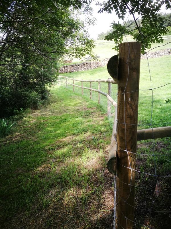 barrière chemin